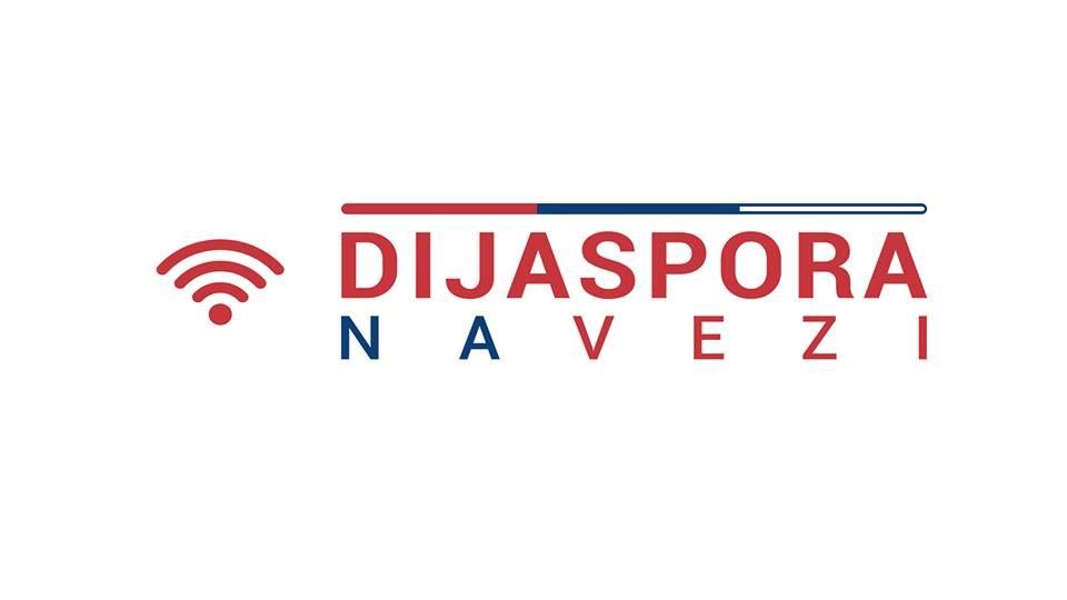 dijaspora na vezi logo